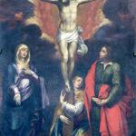 Dipinto crocifissione