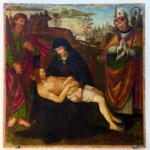 Dipinto Pieta